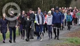 GALLERY: Festive Derryounce Walk in Portarlington, Laois