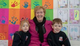 Grandparents day in Stradbally's at St Coleman's school - PICTURES