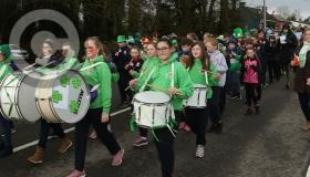 St Patrick's Day Parade pictures from Stradbally