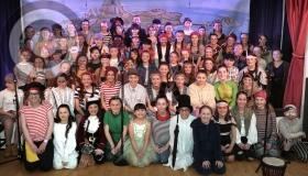 Portarlington pupils put on Pantistic musical presentation - in pictures