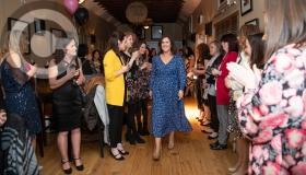 All the lovely ladies in Abbeyleix enjoy great night - in pictures
