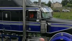 portlaoise cancer truck convoy