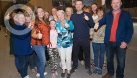 Pictures from the Laois Local Election celebrations and counts in Portlaoise