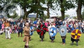 Timahoe celebrates Viking heritage with new Laois festival  - in pictures