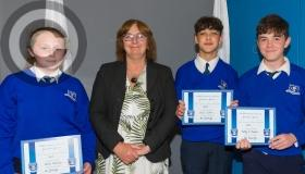 Student achievement celebrated at Portlaoise secondary school