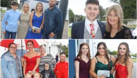 PICTURES: Stunning style as debs season continues in Laois