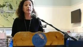 Andrea Carter launches the Power of Words Festival
