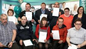 GALLERY: Graduation day for proud Portlaoise adult learners