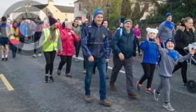 Laois New Year's Day raises nearly €2,500  for local causes