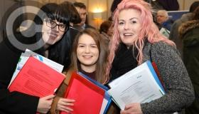 Thousands flock to Laois Jobs Fair in Portlaoise - in pictures
