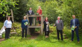New online videos on Gardening for Biodiversity launched in Laois