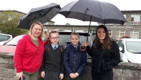 PHOTOS: Back to school in Mountmellick