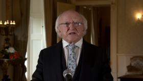 WATCH: President delivers stunning address reflecting on Covid-19 in Ireland