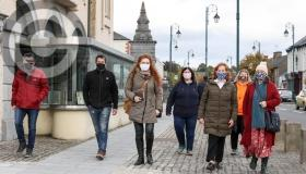 Active Abbeyleix comes alive to climate action