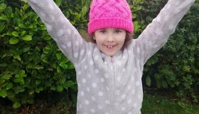 Kindhearted Laois child opens a tiny free shop for her neighbours