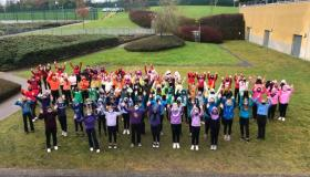 GALLERY: Laois schools stand up for LGBTI+ awareness week