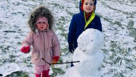 SNOWY LAOIS:  Readers' 5km snow photos around the county #SNEACHTA #INPICTURES #SNOW