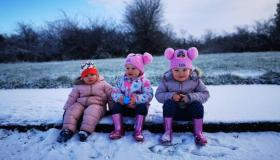 SNOWY LAOIS 2:  More of your great photos around the county