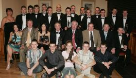MEMORY LANE: Who can you spot in this photo gallery from a Laois GAA Awards night back in the day?