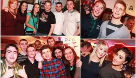 OUT & ABOUT: Recognise anyone in this photo gallery from a night out on the town in Portlaoise?