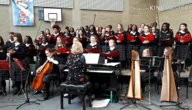 WATCH: A stunning performance by this Laois girls school choir