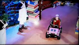 WATCH:  Did you see our little Laois star on the Late Late Toy Show?