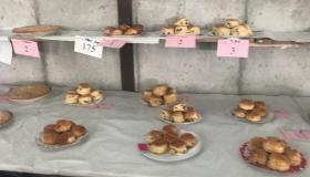 Watch a video of all the delicious bakes on display in the Ossory Show in Laois