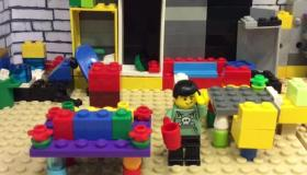 WATCH: Sneak peak at LEGO stop animation movie created by Laois children