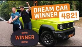 WATCH: Lucky Laois lad's chilled reaction to winning a big UK car competition