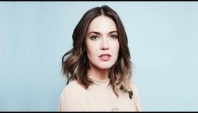 Mandy Moore, star of Disney's Tangled and US show This Is Us, visited Donaghmore Famine Workhouse in Laois for the US show Who Do You Think You Are