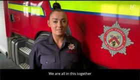 WATCH New HSE appeal to Support our Frontline workers through the Covid-19 emergency and #Playyourpart