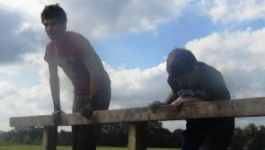 Mountrath Transition Years get bogged down at Lisduff Adventure Centre