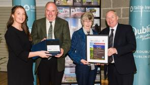 Abbeyleix retains Tidy Towns Gold medal for 2017