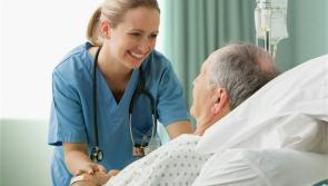 70% of Irish nursing students don't plan to work at Portlaoise or any other Irish hospital