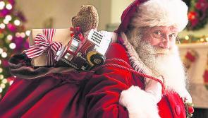 Santa's successful trip to Borris-in-Ossory