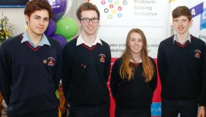Mountrath  school's All Ireland Linguistics Olympiad champions