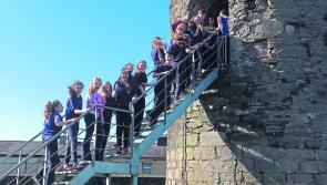 Mountrath  Community School students reach out to others