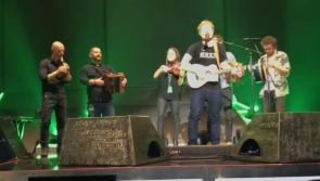 Ed Sheeran's Galway Girl band Beoga coming to Portlaoise fresh from Glastonbury
