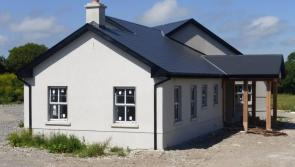Pictures of the Ben and Jake Connolly Trust house progress in Mountmellick