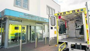 Portlaoise hospital overcrowding up so far this year