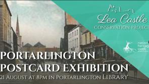 Laois Heritage Week: Ronnie Mathews Post Card Exhibition