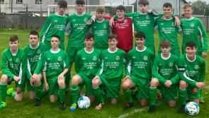 Stradbally Town U-17 side have to settle for a draw in Ballymahon