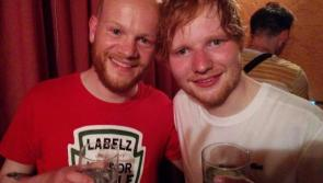 Ed Sheeran's loop pedal inspiration, Gary Dunne, Laois festival homecoming