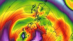 LIVE: Watch Storm Brian as it approaches Donegal