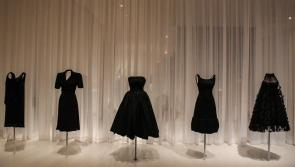 Black dresses and copper mountain to make Abbeyleix twinkle at Christmas