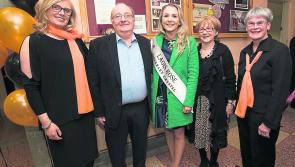 WATCH: Laois Rose Maeve Dunne encourages Rose of Tralee entry ahead of New York trip