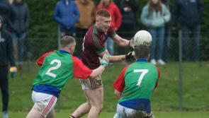GAA - Portarlington open football league campaign with win over Stradbally