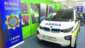 Longford Leader Motors:  BMW in partners with An Garda Síochána in EV Pilot