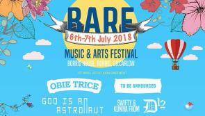 First wave of acts announced for Bare in the Woods festival 2018