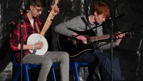 Eat your heart out Eurovision - talent show at the Mountrath Community School